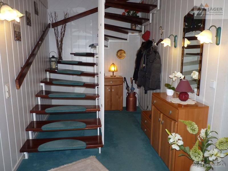 breite Treppenanlage