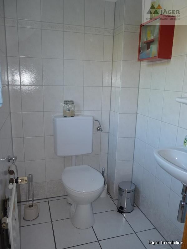 helles Gäste-WC
